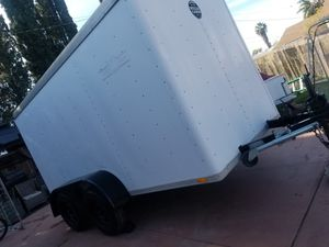 Wells cargo enclosed trailer 6x12x6 for Sale in West Los Angeles, CA
