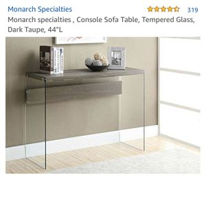 New Console End Table Sofa Table for Sale in Chicago, IL
