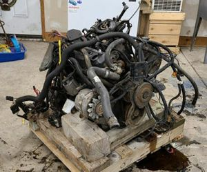 1995 jeep wrangler 4 cylinder motor for Sale in Downers Grove, IL