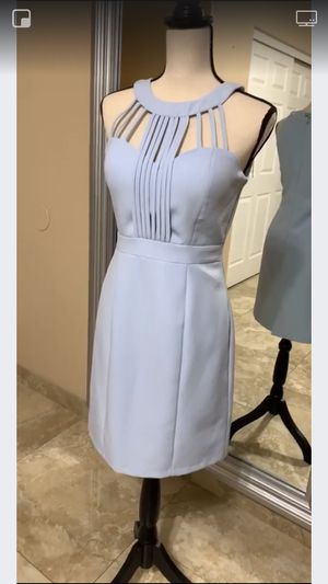 Blue mini dress / formal event / going out / party / wedding blue dress for Sale in Phoenix, AZ
