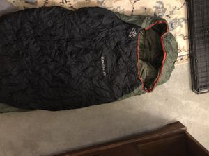 20° Sleeping Bag + Fleece Liner for Sale in Durham, NC