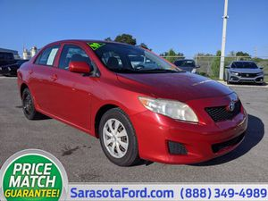 2009 Toyota Corolla for Sale in Sarasota, FL