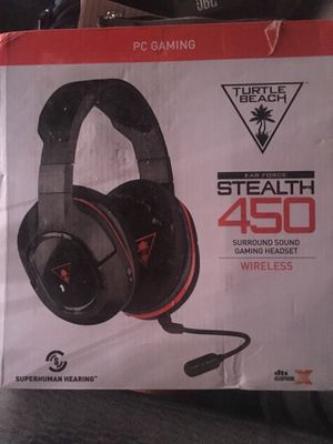 Turtle beach Wireless gaming headset for Sale in Columbus, OH
