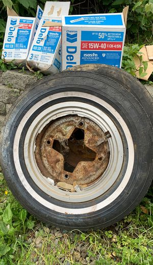 Goodyear trailer tire (4) for Sale in Kent, WA