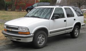 2001 Chevy blazer for Sale in District Heights, MD
