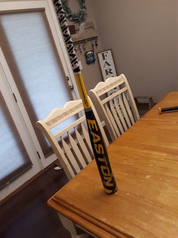 Easton -13 s series tht100 scandium alloy bat