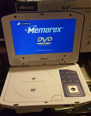"Portable DVD Player - 8.4"" Widescreen - Rechargeable for Sale in Portland, OR"