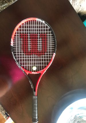 Tennis racket for Sale in Washington, OK