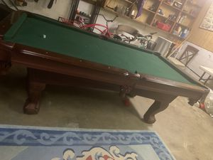 Pool table for Sale in Germantown, MD