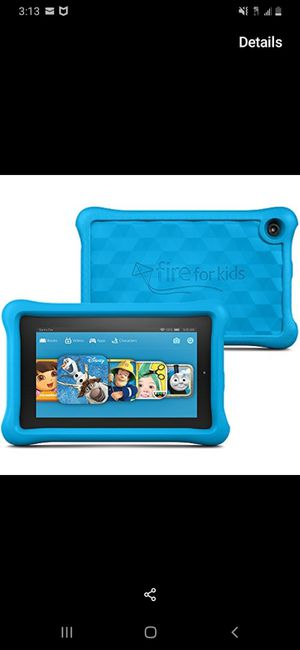 Amazon Fire Tablet Kids Edition New in Box for Sale in Huntington Beach, CA