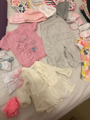 Baby clothes 3 to 12 months (72 pieces) for Sale in Pembroke Pines, FL