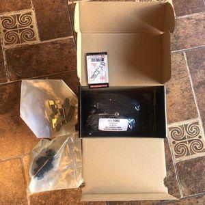 Power Stop K1383 Rear Brake Kit With Drilled/Slotted Brake Rotors And Z23 Evolution Ceramic Brake Pads for Sale in Gardena, CA