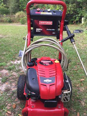 Craftzman pressure washer 2800 psi for Sale in Auburndale, FL