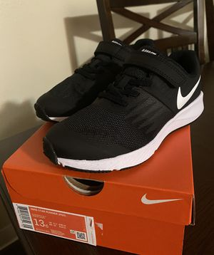 New Nike shoes for boys Size 13c for Sale in San Diego, CA