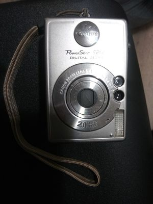 Canon PowerShot S200 2MP Digital ELPH Camera w/ 2x Optical Zoom for Sale in Portland, OR