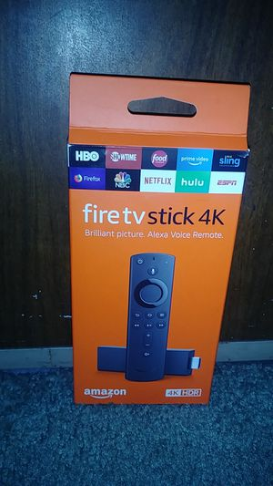 Fire tv 4k for Sale in Vancouver, WA