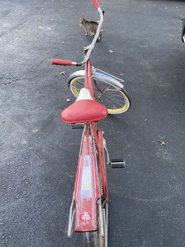 *SoMuchFun*. Vintage Bicycle BF Goodrich Vigilante... circa 1940s