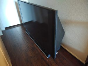50 inch big screen TV great sound and color HDMI for Sale in Garden Grove, CA
