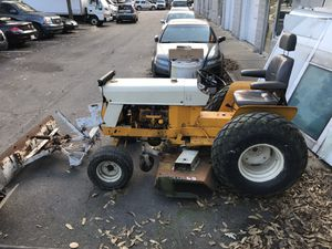 International Cub Low Boy with 59' cutting blade and plow included for Sale in Olney, MD