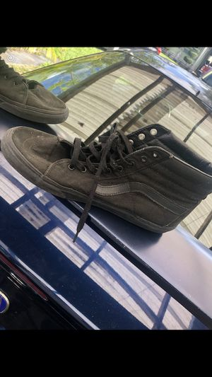 Vans high tops size 12 for Sale in West Palm Beach, FL