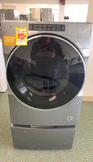 New! Whirlpool appliance D5CY for Sale in Beverly Hills, CA