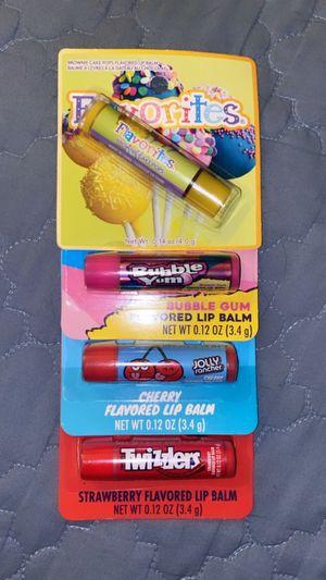 Lip balm set for Sale in San Bernardino, CA