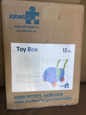 Labebe wooden stroller for Sale in Arlington, VA