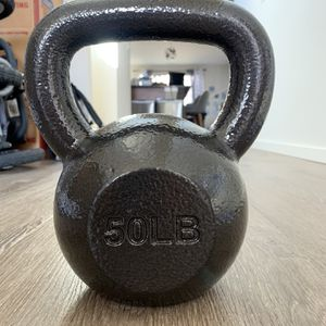 Brand new 50lb Kettlebell $80 for Sale in Maple Valley, WA