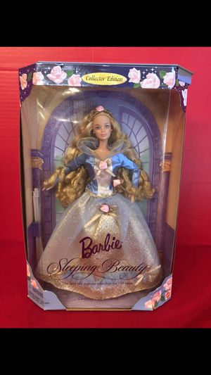 1997-Sleeping Beauty Barbie for Sale in NEW PRT RCHY, FL
