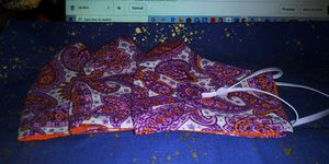 Beautiful paisley print with various inside colors for Sale in West Columbia, SC