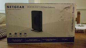 Netgear CG3000D Modem + Router - $15 OBO for Sale in Torrance, CA