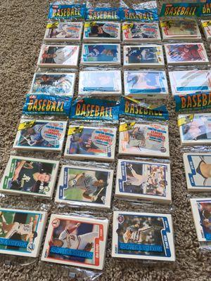 1990 Fleer Baseball rack packs for Sale in North Olmsted, OH