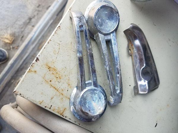 1964 impala SS parts