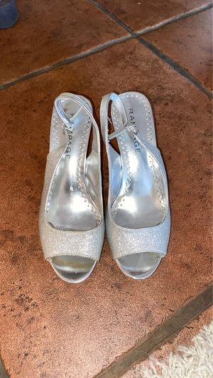 9 inch glitter shoes for Sale in Fort McDowell, AZ