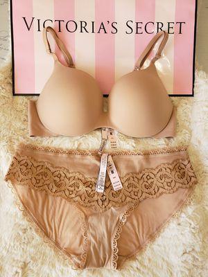 Victoria's Secret underwear set 34C for Sale in Los Angeles, CA