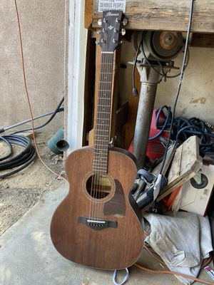 Acoustic Guitar for Sale in Norco, CA
