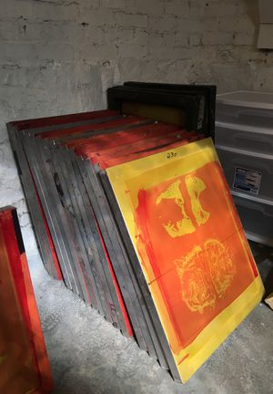 Screen Printing Screens for Sale in Chicago, IL
