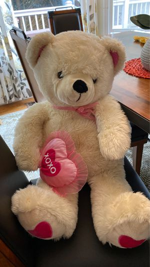 Brand new teddy bear for Sale in Mukilteo, WA