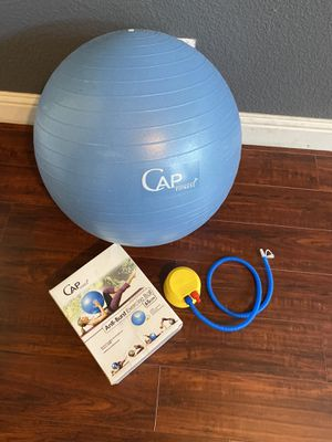 Fitness ball for Sale in Clovis, CA