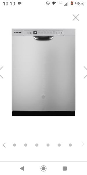 Still in box Brand New Ge Stainless dishwasher. for Sale in La Porte, TX