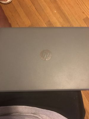 HP Laptop touch screen with charger for Sale in Lawton, OK