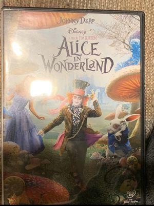 Alice in Wonderland DVD for Sale in Greenville, SC