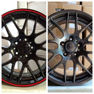 19 inch rim 5x114 5x120 5x112 (only 50 down payment / no credit check ) for Sale in Jersey City, NJ