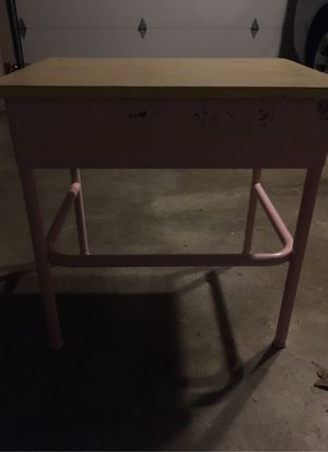 Kids school desk for Sale in Mokena, IL