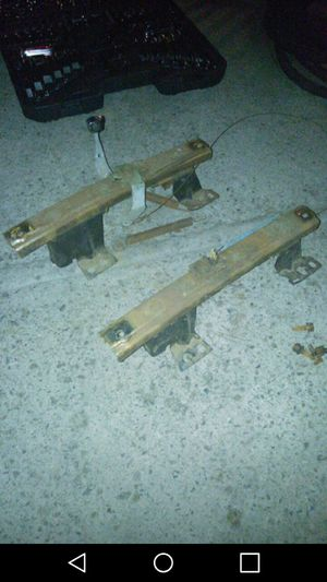 1965-1969 Chevy Impala Bench seat tracks for Sale in San Diego, CA
