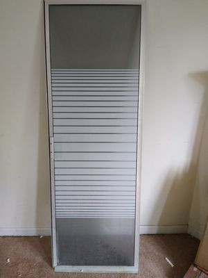 22 in Shower door for Sale in MD CITY, MD