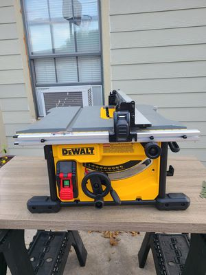 dewalt 8 1/4 table saw for Sale in Dallas, TX