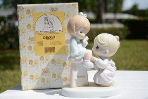 """Precious Moment """"You Are Always There For Me"""" Figurine for Sale in Miami, FL"""