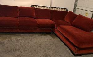 Red Sectional Sofa for Sale in Houston, TX