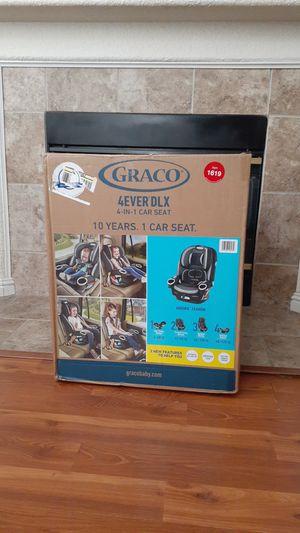GRACO 4EVER DLX 4IN 1 CAR SEAT for Sale in Sacramento, CA
